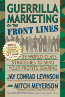 Guerrilla Marketing on the Front Lines book cover